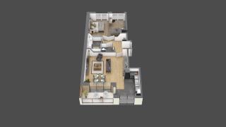 appartement 012 de type T3